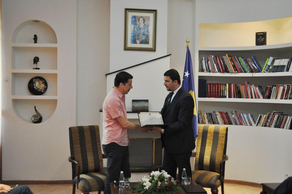 Për herë të parë në Republikën e Kosovës licencohen dy shoqata